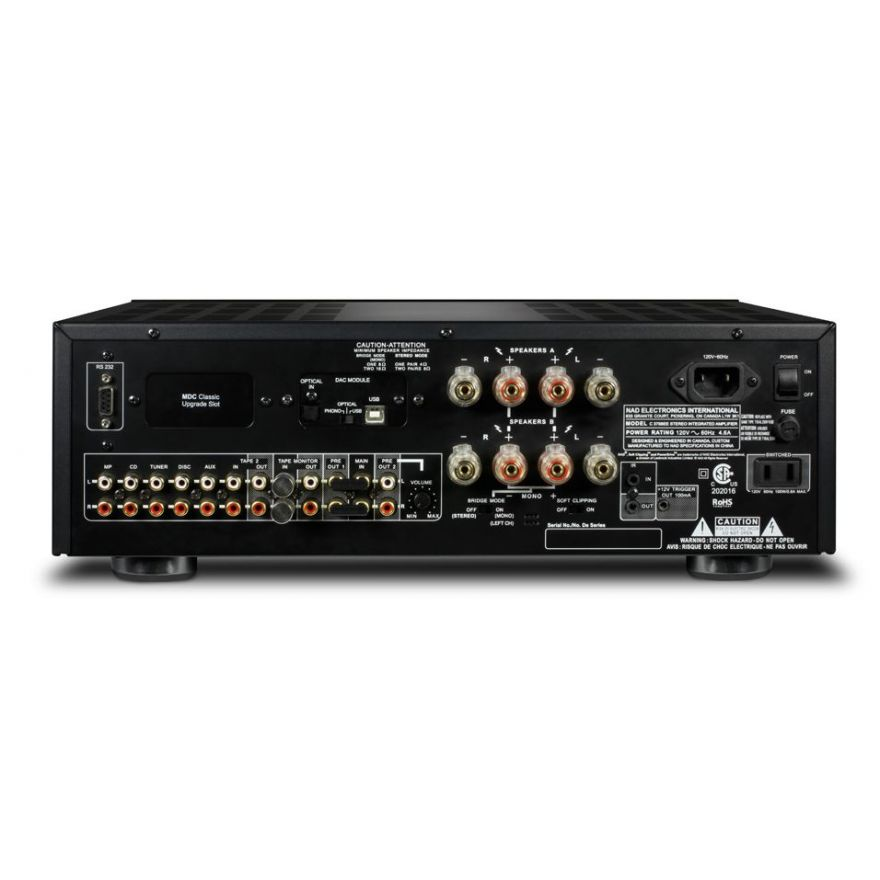 NAD C 375BEE Vollverstärker Digital